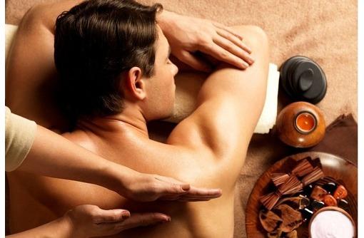 Профессиональный расслабляющий массаж для мужчин, фото — «Реклама Севастополя»