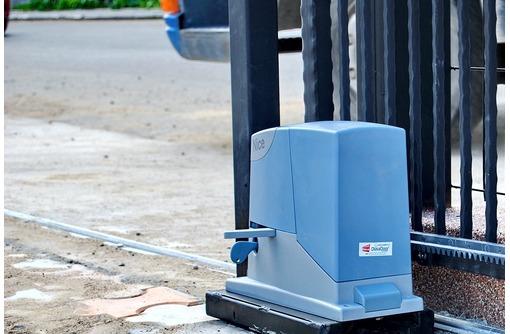 Автоматика для ворот - профессиональная установка, фото — «Реклама Севастополя»