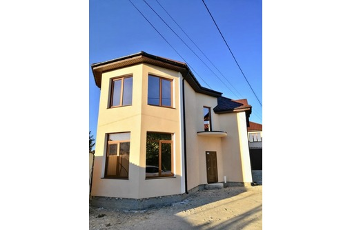 Новый капитальный дом, с документами, в элитном месте, фото — «Реклама Севастополя»