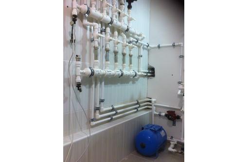 Монтаж котельных, ИТП, системы отопления, водоснабжения, канализации, гелиосистемы., фото — «Реклама Судака»