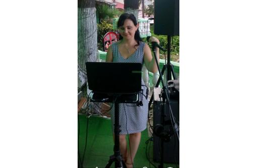 Певица, вокалистка, музыкант в кафе, ресторан, фото — «Реклама Севастополя»