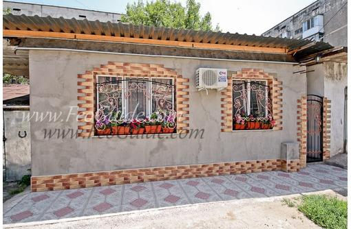 Однокомнатный домик Люкс, в район пляжа Жемчужный, ул.Энгельса, фото — «Реклама Феодосии»