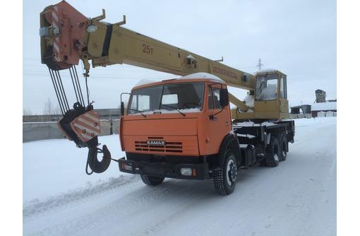 Услуги автокрана по Черноморскому р-ону., фото — «Реклама Черноморского»