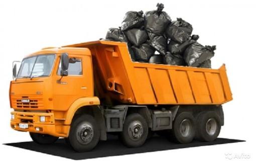 Вывоз строительного мусора, земли, мебели и т.п., фото — «Реклама Керчи»
