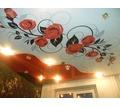 Комбинированные натяжные потолки-спайка полотен - Натяжные потолки в Крыму