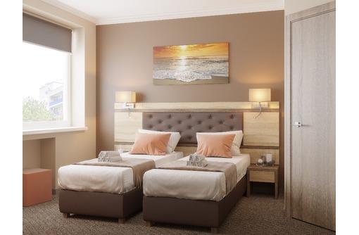 Кровати бокс Спринг для гостиниц и отелей, фото — «Реклама Севастополя»