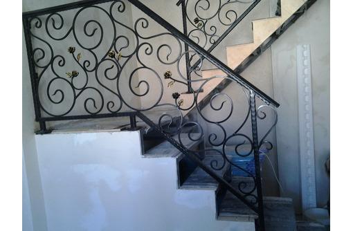 Лестницы из металла и ограждения в Севастополе – делаем на века!, фото — «Реклама Севастополя»