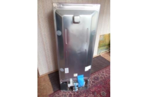 продам новый двухкамерный холодильник  Sharp SJ-300V-SL , возможен обмен, фото — «Реклама Севастополя»