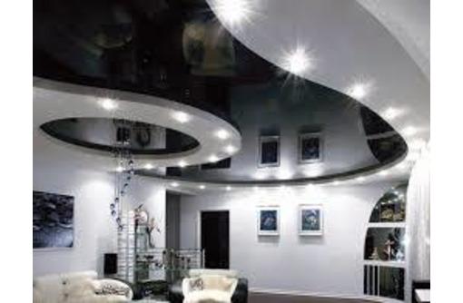 Тканевые натяжные потолки, фото — «Реклама Севастополя»