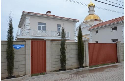 Новый дом 150 м2 у моря, наб. Андрея Первозванного, фото — «Реклама Севастополя»