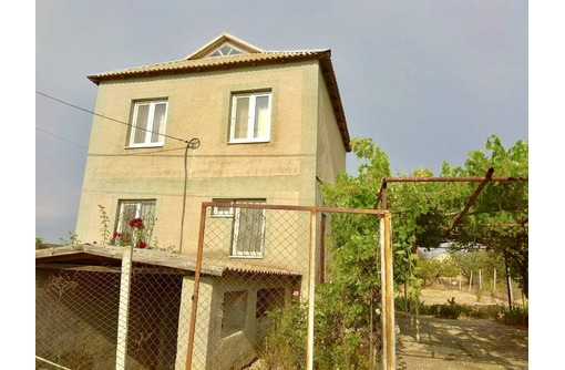 Садовый участок с домом, Николаевка, фото — «Реклама Симферополя»