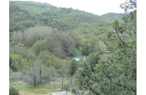 продам участок на берегу речки в Черноречье, фото — «Реклама Севастополя»