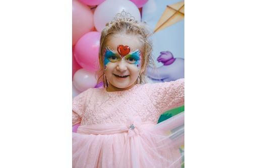 Детский день рождения, аниматор, фото — «Реклама Алупки»
