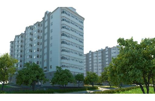 Старт продаж второй очереди строительства ЖК Лесной, фото — «Реклама Севастополя»