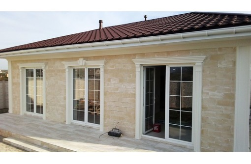 Новый дом в среднеземноморском стиле, фото — «Реклама Севастополя»