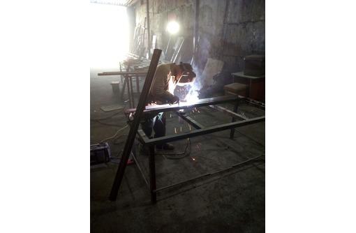 .Сварочные работы,ремонт,изготовление,установка, фото — «Реклама Севастополя»