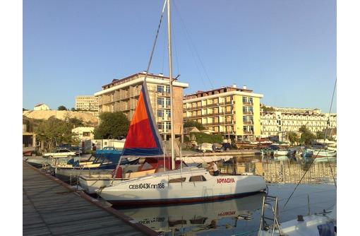 Яхта  с  МЕСТОМ В Стрелецкой!!!, фото — «Реклама Севастополя»