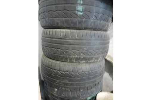 Продам 4 шины б/у Dunlop 215/55 R16, фото — «Реклама Севастополя»