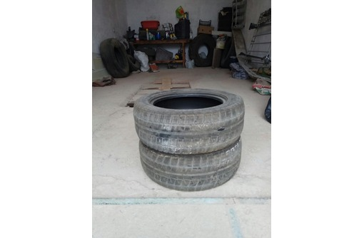 Продам 4 шины б/у BRIDGESTONE 215/55 R16, фото — «Реклама Севастополя»