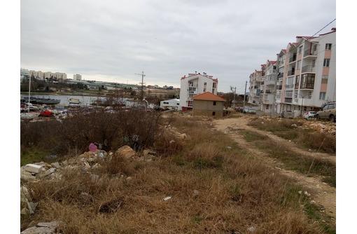 Участок на берегу моря в Казачьей бухте под ИЖС, фото — «Реклама Севастополя»