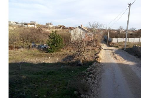 Участок в районе Фиолента, Монастырское шоссе, СНТ Гранат, фото — «Реклама Севастополя»