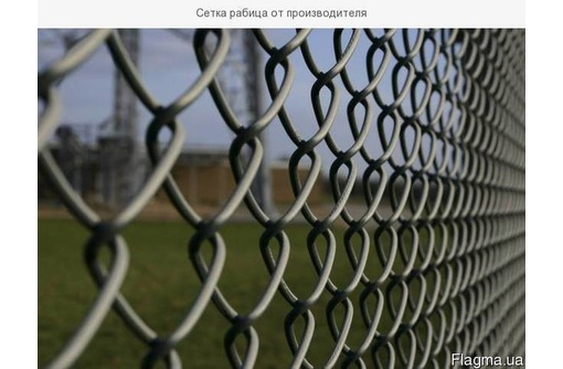 Изготовление заборных секций из сетки рабицы под ключ, фото — «Реклама Красногвардейского»