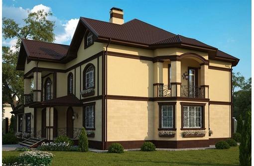Фасадные работы под ключ. Дизайн. 3D визуализация., фото — «Реклама Севастополя»