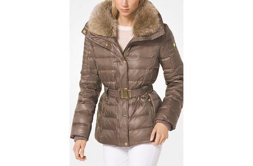Красивая куртка-пуховик Michael Kors р. М, фото — «Реклама Феодосии»