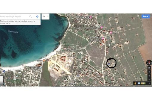 Участок в Черноморское. Крым, фото — «Реклама Черноморского»