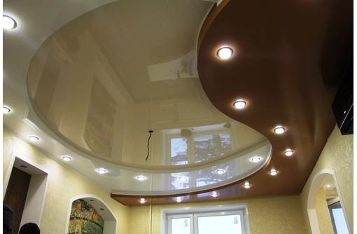 Натяжные потолки! Европейское качество, фото — «Реклама Алушты»