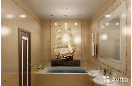 Облицовка плиткой,Ванная под ключ,электромонтаж, водопровод, канализация, сантехника, фото — «Реклама Севастополя»
