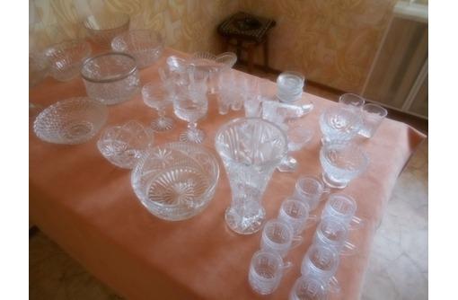 Продам посуду из хрусталя , чешского стекла, другое, фото — «Реклама Севастополя»