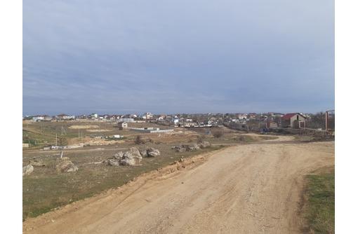 Участок Крепостное шоссе 10 сот на возвышенности, фото — «Реклама Севастополя»