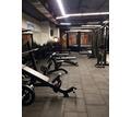 Резиновая плитка 500х500 для спортзалов и фитнес центров - Напольные покрытия в Крыму