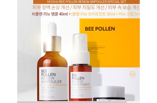 Набор обновляющий MISSHA Bee Pollen с продуктами пчеловодства-4000 руб., фото — «Реклама Севастополя»