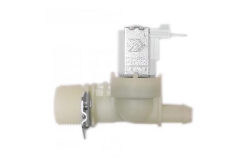Клапан воды для стиральной машины Samsung, Whirlpool, LG, Bauknecht КЭН-2 180 град 12мм VAL120UN, фото — «Реклама Севастополя»