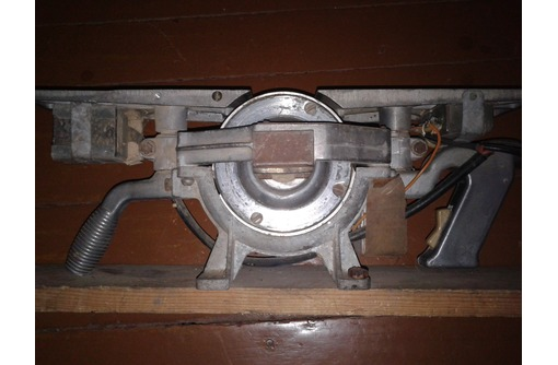 Электрофуганок - строгальный станок и дисковые пилы, фото — «Реклама Севастополя»