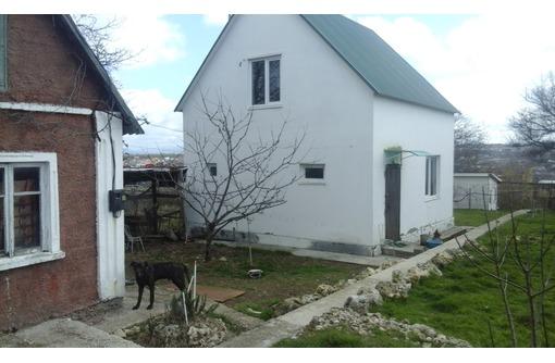 Дома 120м и 30м на участке 5 соток в СНТ Сапун-Гора, фото — «Реклама Севастополя»