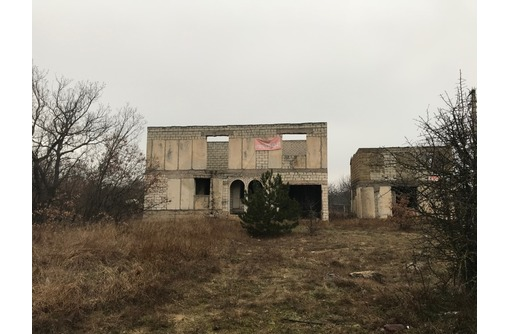 Продается недостроенная дача СТ Коррида возле трассы, фото — «Реклама Севастополя»