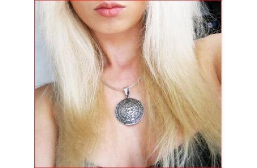 Продам в Севастополе серебряный календарь ацтеков, фото — «Реклама Севастополя»