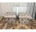 Продам два мягких пуфика в Евпатории - Мебель для гостиной в Евпатории
