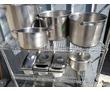Посуда для кафе из нержавейки, фото — «Реклама Севастополя»