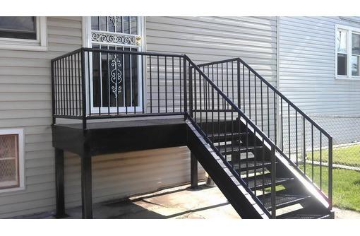 Внутренние и наружные металлические лестницы – изготовление и монтаж., фото — «Реклама Севастополя»