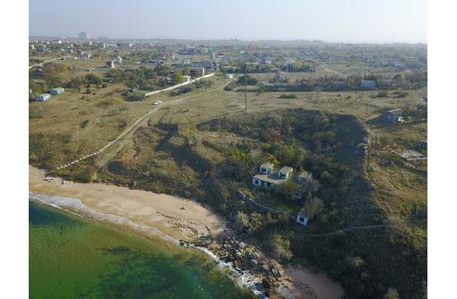 Гостиница на берегу Азовского моря, фото — «Реклама Щелкино»