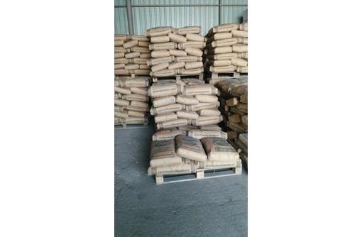 Цемент М500 Д0 (без добавок) 50кг, кирпич, доставка., фото — «Реклама Севастополя»