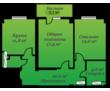 2-комнатная в сданом доме 65 кв ИПОТЕКА, фото — «Реклама Севастополя»