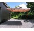 Зонт с боковой стойкой 3х3 м усиленный - Садовая мебель и декор в Керчи