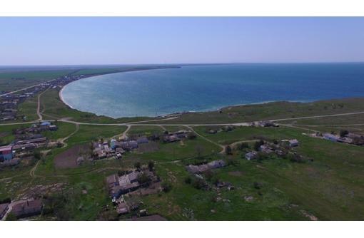 Земельный участок на берегу моря, фото — «Реклама Щелкино»
