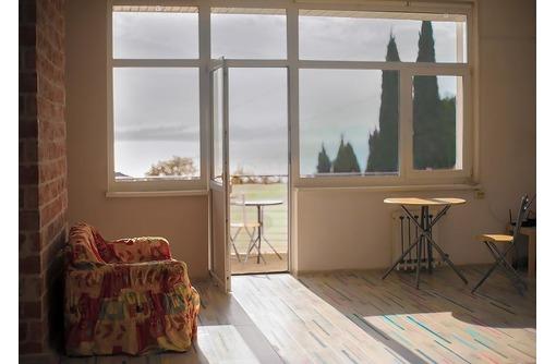 Сдается квартира-студия в Санаторном, ЮБК, фото — «Реклама Фороса»