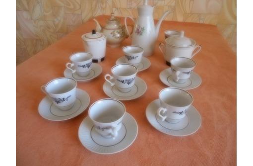 Продам симпатичные чашечки и два чайничка и всякое другое, фото — «Реклама Севастополя»